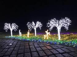 點亮北台灣 北觀處打造溫馨幸福「光環境」