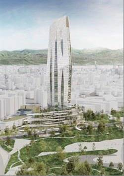 迎接未來城市樣貌!中市水湳智慧營運中心競圖作品開展