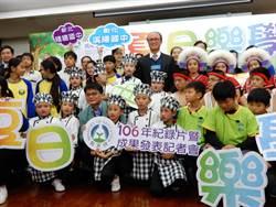 夏日樂學計畫 小朋友暑假到校以活動學母語