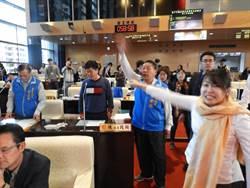 台中市議會審預算政黨協商長達7小時