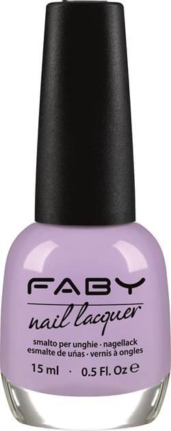 盡情玩色 義大利指彩FABY推5款紫光指彩