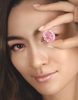 周大福進軍鑽石市場 砸22億買粉鑽