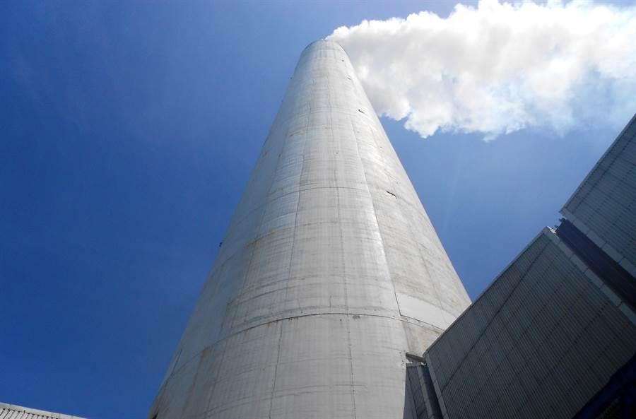 雲林縣環保局堅持電廠應於秋冬春季節做季節限定減量(雲林縣環保局提供)