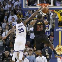 NBA》裁判報告出爐 勇騎大戰末節兩度漏判