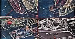美間諜衛星拍攝中國輪船海上走私油品予北韓