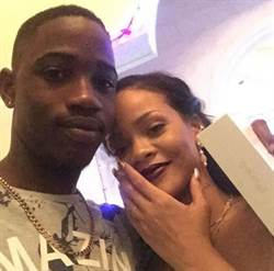 表弟遭街頭槍擊身亡 蕾哈娜心痛po照