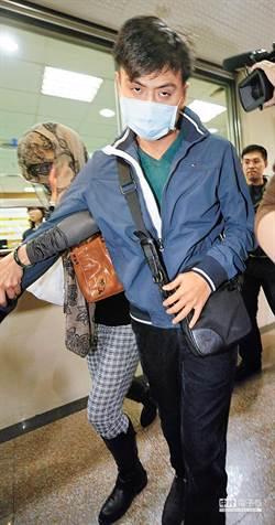 夜店殺警案二審改重判 富少曾威豪10年 主謀蕭叡鴻12年