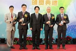 國震中心團隊榮獲 2017年行政院傑出科技貢獻獎