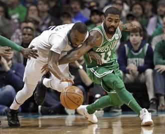 NBA》不給逆轉!綠衫軍客場險勝續當東區老大