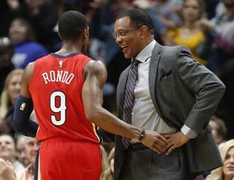 NBA》橫掃拓荒者 鵜鶘金特利帥位穩了