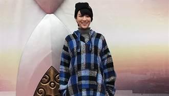 庭萱進橫店拍古裝戲 帶了「這個」竟超重5公斤