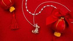希臘輕珠寶搭出時尚東方風格