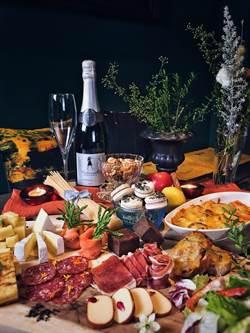 跨年限定套餐 常「寓」你的法式美好