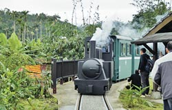 三星小火車 明年3月上路