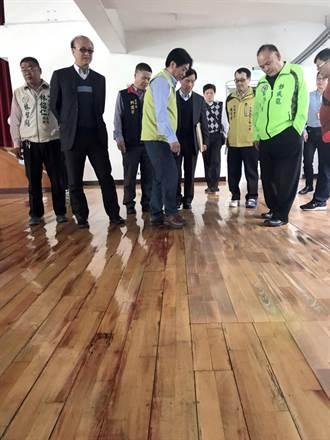 國中小設備缺損 民代找上教育部埋單修繕校園設施
