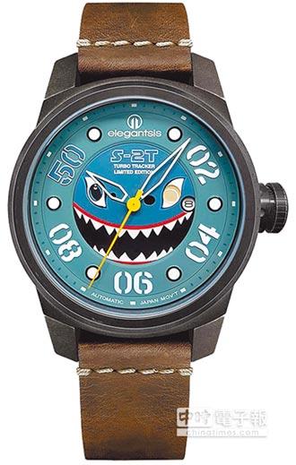 鯊魚機可愛出沒