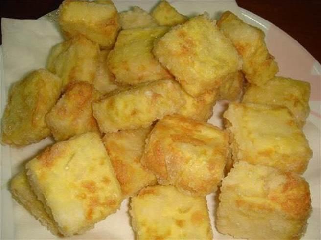 又燙又想吃就是雞蛋豆腐最致命的美味 (圖/翻攝自Dcard)
