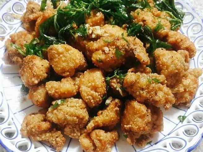 鹹酥雞 (圖/翻攝自Dcard)