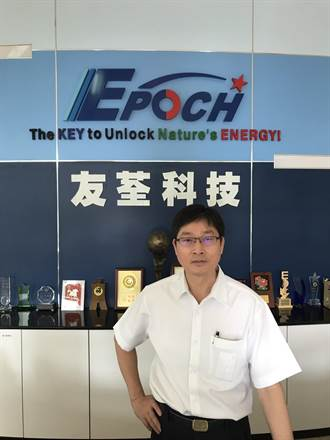 台灣之光「氫氧保健」推手! 友荃董座林文章讓日本捧錢買技術
