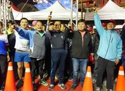 今年最後一跑!第二屆清水馬拉松2500人參加