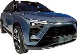 中國電動車初創代表 蔚來汽車 傳明年赴美上市