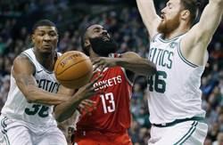 NBA》火箭總管:打敗勇士是我們唯一目標