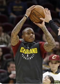 NBA》小刺客正式回歸騎士 自評戰力還未復原