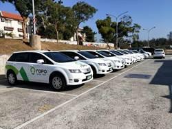 全台第一!路得寶共享電動車投入營運 帶您悠遊金門零排碳