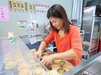 中和「麻吉紅豆餅」 做給家人吃的媽媽味