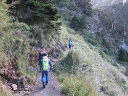 搜救神器 中市消防局GPS定位 2小時尋獲登山客