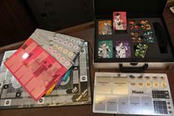 玩桌遊學創業 第一科大打造創業桌遊