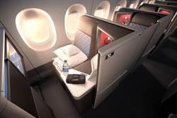 達美航空底特律航線在台灣攬客最多 全新套房式A350商務艙搶攻商務客