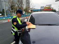被批酒駕冠軍城 中市警啟動酒駕「全日專案」