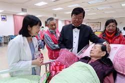 高雄市聖功醫院安寧病房為母親高歌