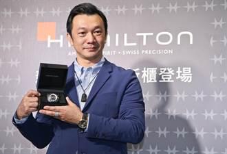 Hamilton向台灣電影人致敬 名表致贈《 大佛普拉斯》導演黃信堯