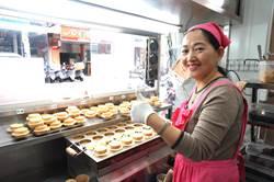 六分甜紅豆餅甜而不膩 台中工業區、中科排隊愛店