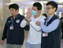 無恥!偷民進黨中央黨部 韓賊被驅逐出境 登機前罵髒話