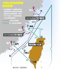 黃暐瀚:啥米!M503航線 讓台海更安全?