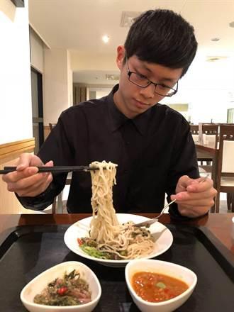 弘光研發米蛋白麵條 鈉含量低30倍