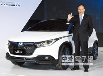 LUXGEN 研發U5 EV+電動車