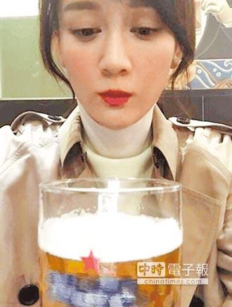 台灣一姊酗酒被冷凍 酒神封號響亮