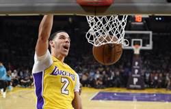 NBA》球哥缺陣湖人沒贏過 球爸又有理由靠么了!