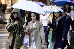 雨勢不減! 氣象局發布北北基宜大雨特報
