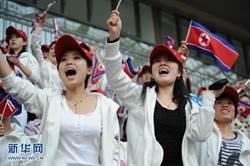 韓媒:北韓冬奧代表團和啦啦隊可能首次從陸上進入南韓