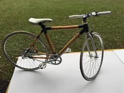 竹材也能製自行車 竹藝再進化