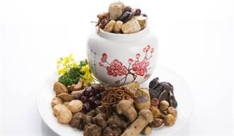 高纖低卡年菜正夯 養生老饕獨鍾全素食年菜