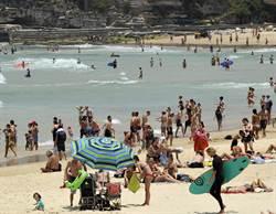 熱死了!地球上最火 澳洲雪梨近50度