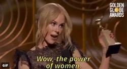 《美麗心計》倡女權成迷你影集大贏家!妮可基嫚成就獻給媽