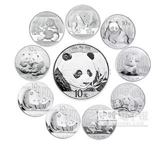 收藏熊貓金銀幣的妙處