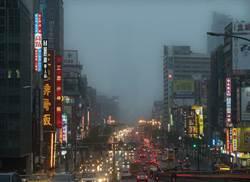 入冬首波寒流全台天氣溼冷 高雄地標85大樓又消失不見